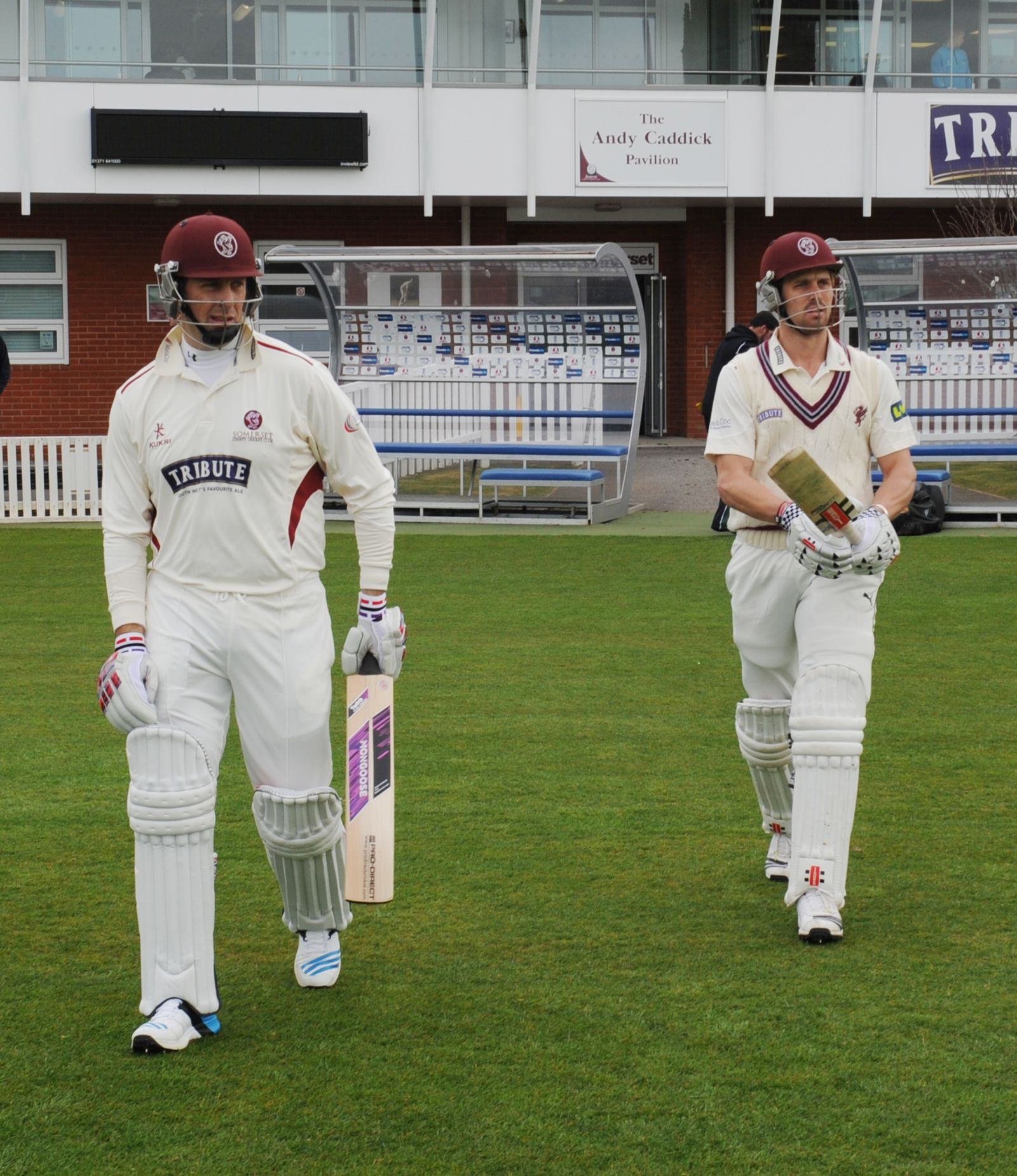 Somerset ready for a quick start