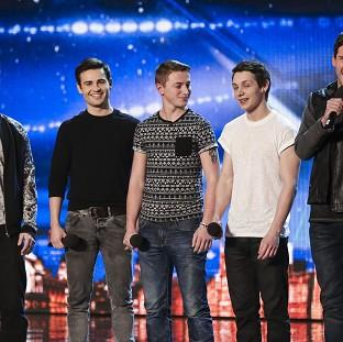 Bridgwater Mercury: Collabro have impressed Simon Cowell so much that he is reportedly signing them up to his record label