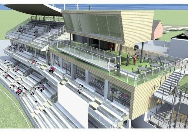 CRICKET: Somerset's new pavilion gets green light