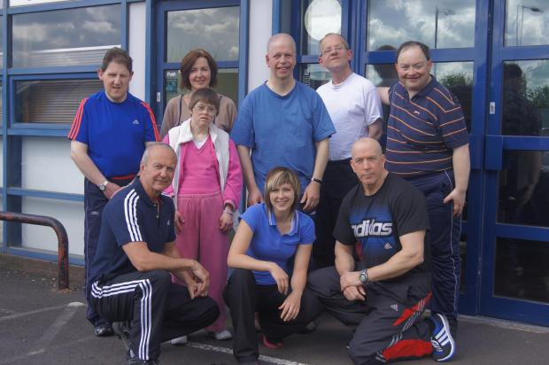 Bridgwater Mercury: Bridgwater gym for people with learning difficulties saved