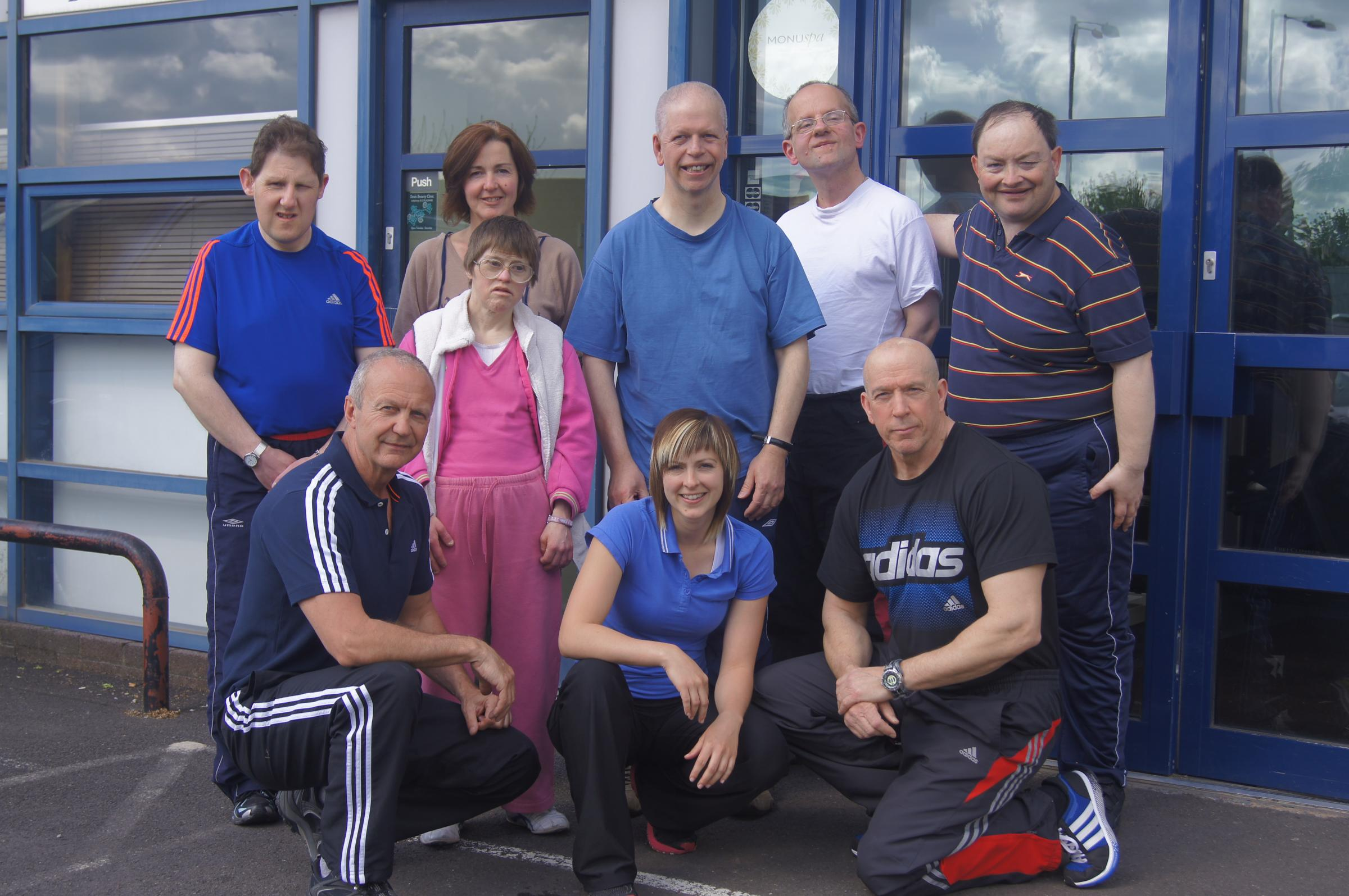 Bridgwater gym for people with learning difficulties saved