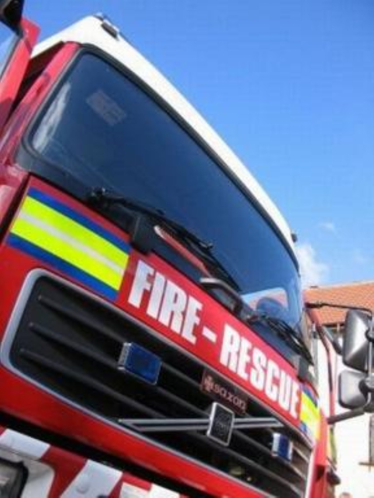 Fire at Brymore Academy, Cannington