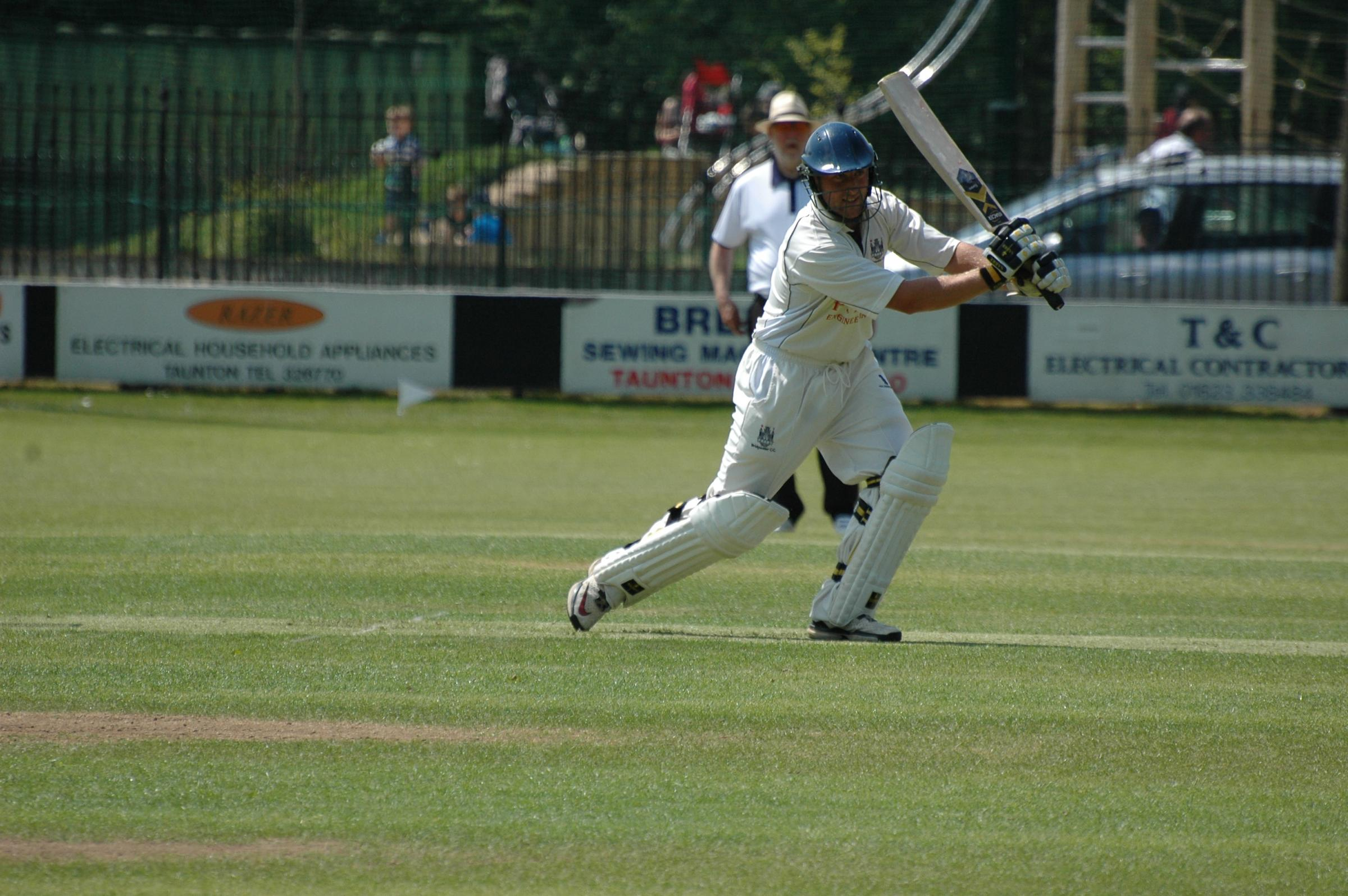 Vickery powers Bridgwater to Deane destruction