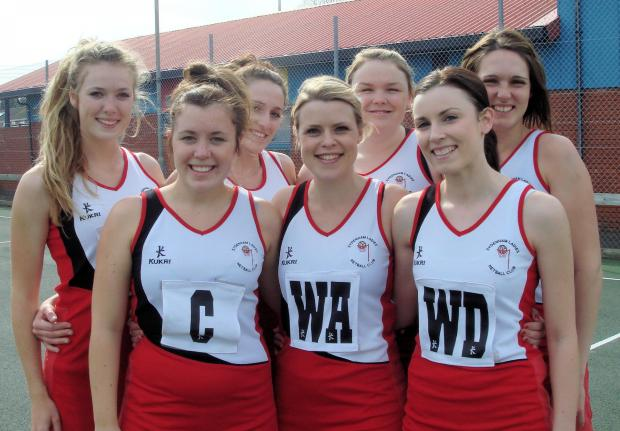 NETBALL: Sapphires seal promotion