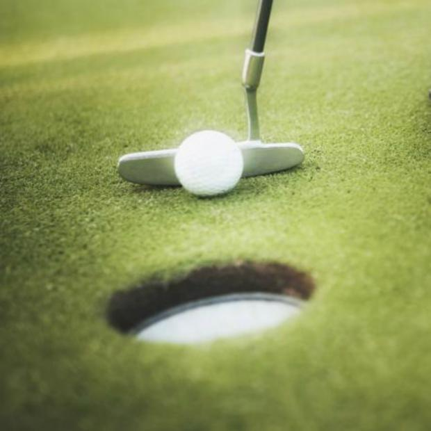 Bridgwater Mercury: GOLF: Enmore Park tee up shot at Gleneagles showpiece