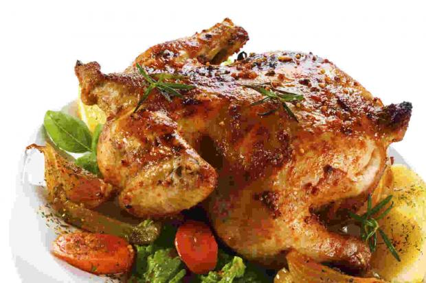 Don't wash chicken before you cook it, warn health experts