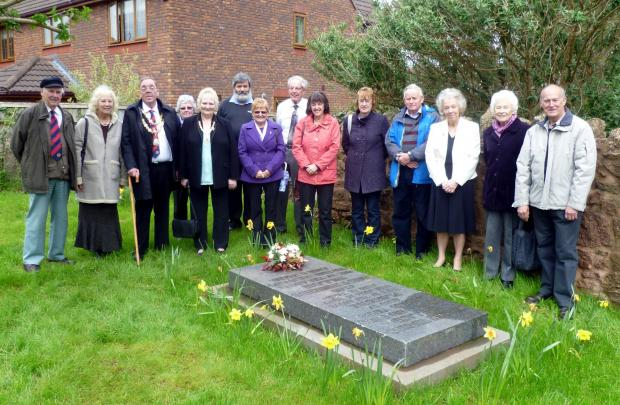 Bridgwater Mayor's memorial restored