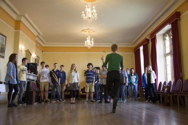 Folk chance for budding musicians at Halsway Manor