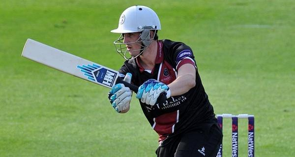 Bridgwater Mercury: Craig Kieswetter signs new contract at Somerset