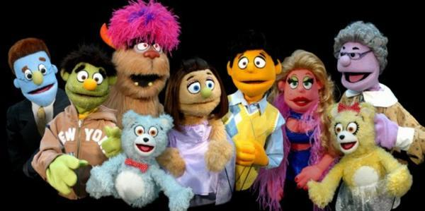 ADULT Sesame Street, Avenue Q, opens at Bridgwater Arts Centre on July 22.