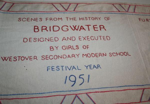 Bridgwater Mercury: Historic Bridgwater tapestry on show at Town Hall
