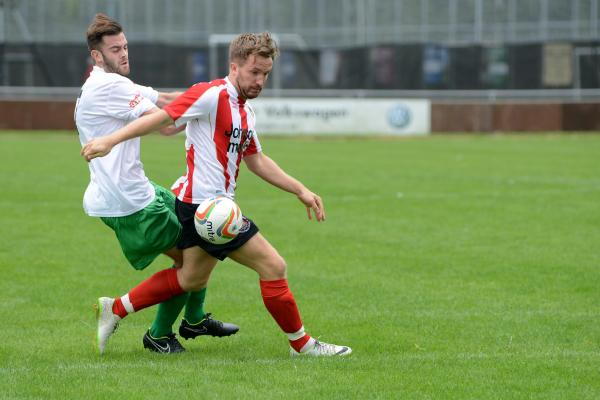 Knighton returns to haunt former club as Bridgwater Town win at Tiverton