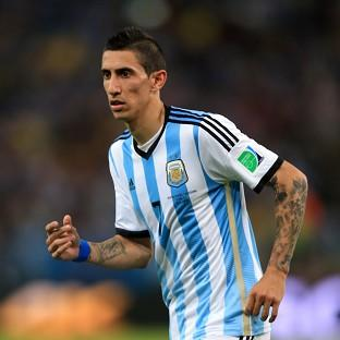 Angel Di Maria has be