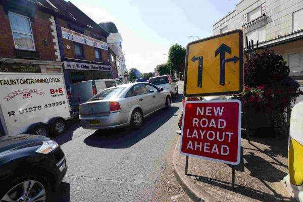 Crossroads of confusion - Drivers fear accidents at new layout in Bridgwater
