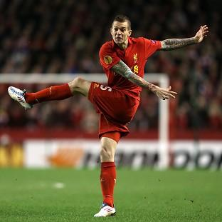 Daniel Agger clocked over 200 appearances for Liverpool