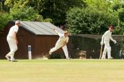 Wembdon relegated following eight wicket thrashing at Brislington