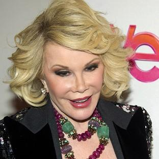 Fashion Police is to take a break while Joan Rivers is in hospital.
