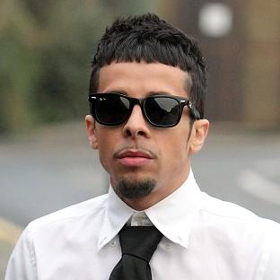 Former N-Dubz singer Dappy has been found guilty of assaulting a man in a nightclub