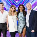 Bridgwater Mercury: The X Factor judges Simon Cowell, Cheryl Fernandez-Versini, Mel B and Louis Walsh are appearing on our screens on Saturday and Sunday evenings this year