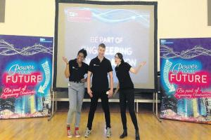 Bridgwater College Academy students given engineering insight