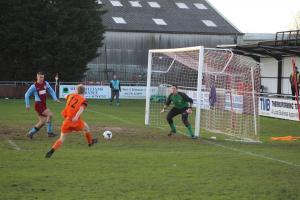 Bridgwater Town Reserves cruise to victory over Yatton