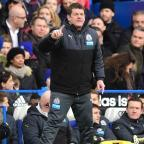 Bridgwater Mercury: Newcastle have confirmed John Carver will remain in charge of the club until the end of the season