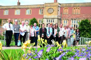 Cannington looks 'blooming' lovely as judges arrive