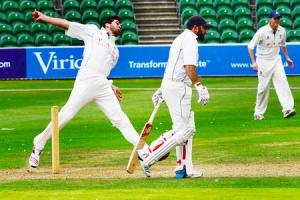 CRICKET: Williams fires Pethy towards title