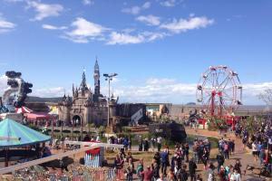 Banksy's Dismaland- What happened when we went along...