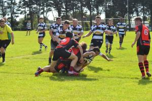 RUGBY: Emphatic win for North Petherton 2nd XV