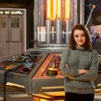 Bridgwater Mercury: Game Of Thrones star Maisie Williams: Working on Doctor Who was 'a joy'