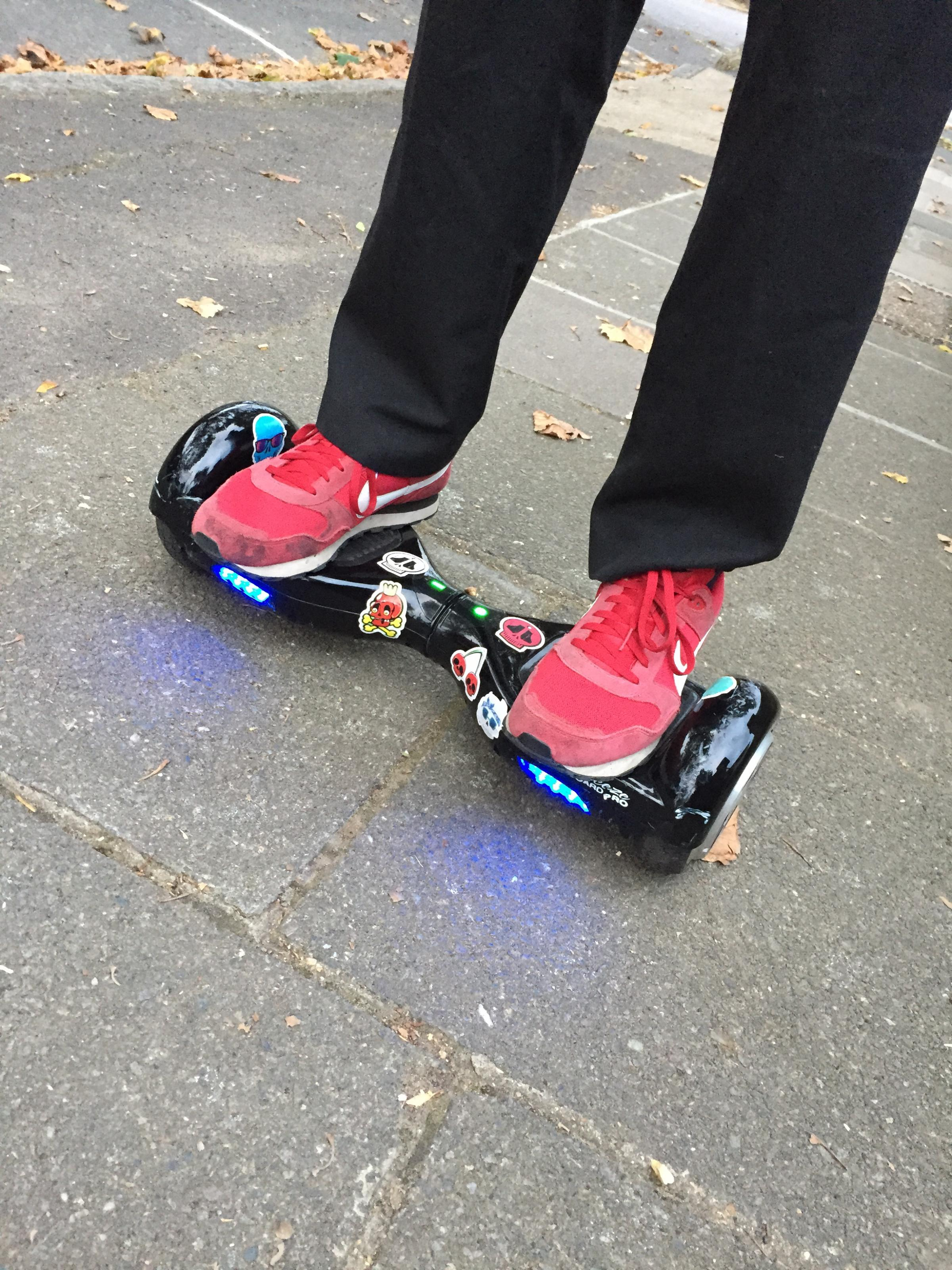 Buying the kids a hoverboard for Christmas? Think again - Somerset ...