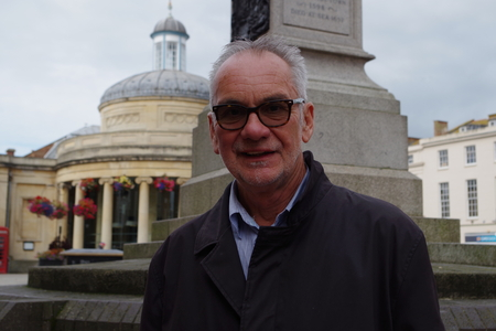 PLEA: Labour leader, Cllr Mick Lerry