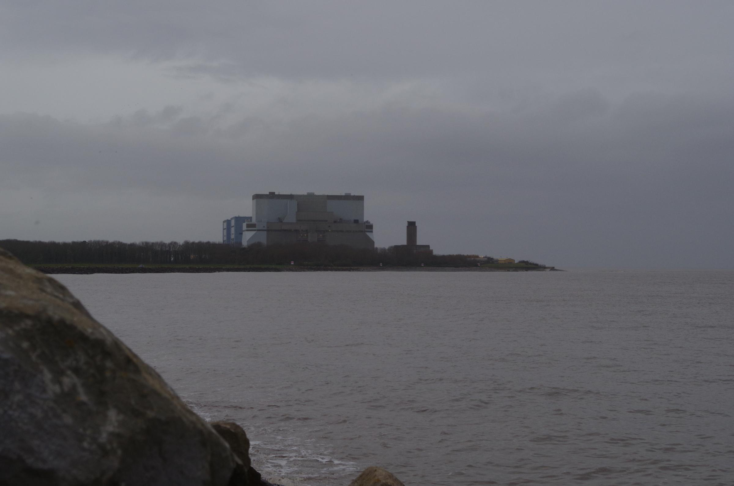 Hinkley C is planned to be build alongside the existing power plant
