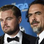Bridgwater Mercury: Leonardo DiCaprio turns up to watch Alejandro Inarritu win big at the Directors Guild Awards for The Revenant