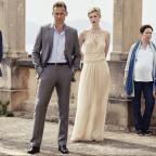 Bridgwater Mercury: Hugh Laurie loved playing a baddie in new Tom Hiddleston BBC series The Night Manager