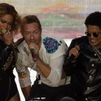 Bridgwater Mercury: Beyonce, Coldplay and Bruno Mars performed at the Super Bowl and it was EVERYTHING