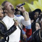 Bridgwater Mercury: Beyonce, Gwyneth Paltrow and David Beckham share Super Bowl snaps