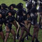 Bridgwater Mercury: Beyonce's performance at the Super Bowl was much more political than you might have realised
