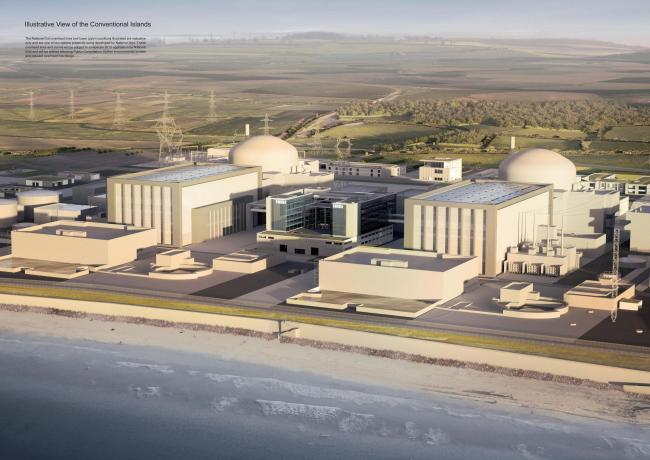 ON THE AGENDA: Power plants at Hinkley