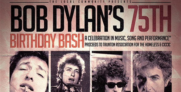 Bob Dylan's 75th Birthday Bash – A Celebration in Music, Song & Performance