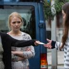 Bridgwater Mercury: EastEnders' Lauren and Abi Branning ask Stacey Fowler for a huge favour - but will she do it?