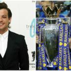 Bridgwater Mercury: Louis Tomlinson says playing Jamie Vardy in a movie would be a 'golden opportunity'