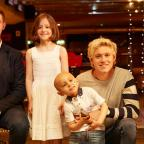 Bridgwater Mercury: Niall Horan helps raise money for children with cancer