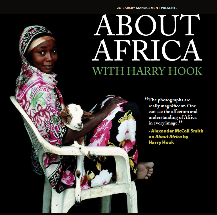 Harry Hook- About Africa
