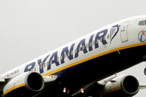 Ryanair passengers travelling with an under-12 must pay for reserved seat