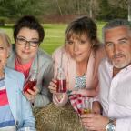 Bridgwater Mercury: Drizzle and Mary Berry's gin face: what a double whammy from the first episode of Bake Off