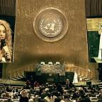 Bridgwater Mercury: Shakira and Katy Perry among singers in new Unicef version of John Lennon's Imagine