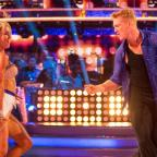 Bridgwater Mercury: Greg Rutherford and Ore Oduba impress as the first batch of celebrities hit the Strictly dance floor
