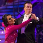 Bridgwater Mercury: There was so much respect and love for Lesley Joseph on Strictly's opening show